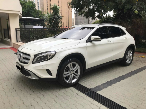 Mercedes-benz Classe Gla 1.6 Advance Turbo Flex 5p 2017