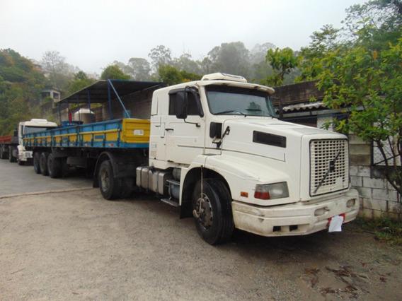 Caminhão Cavalo Nl10 340 Motor Novo Vendo Barato!