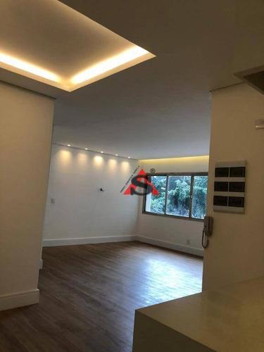 Apartamento Com 3 Dormitórios À Venda, 96 M² Por R$ 1.400.000,00 - Itaim Bibi - São Paulo/sp - Ap39819