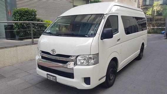 Toyota Hiace 2015 2.7 Bus 15 Pas Mt