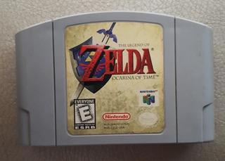 Pelicula Zelda Ocarina Of Time Nintendo 64