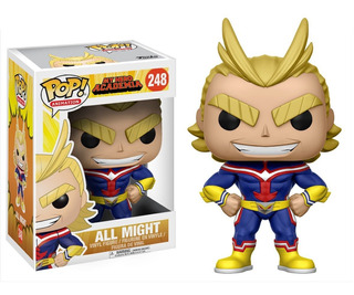 My Hero Academia Funko Pop All Might #248 My Hero Academia