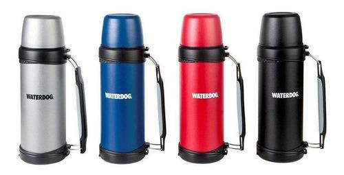 Waterdog Ta21000cc Termo Acero 1l C/manija Acero Color