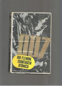 Livros 007 ( Gold-finger E Chantagem Atômica )