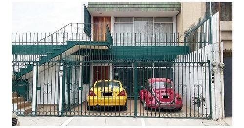 En Venta Parte Baja De Duplex En Calle Cerrada En Jardin Balbuena