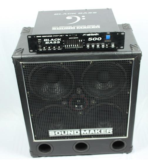 Sound Maker Black Bass 500