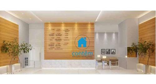 Cond. Empresarial Double Office Sala À Venda, 63 M² Por R$ 1.003.294 - Santana - São Paulo/sp - Sa0143