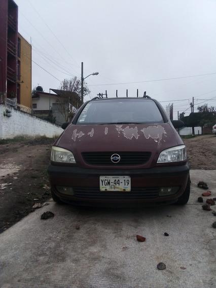 Chevrolet Zafira Comfor 2.2 Máximo Lujo 2004 $ 71,500.00