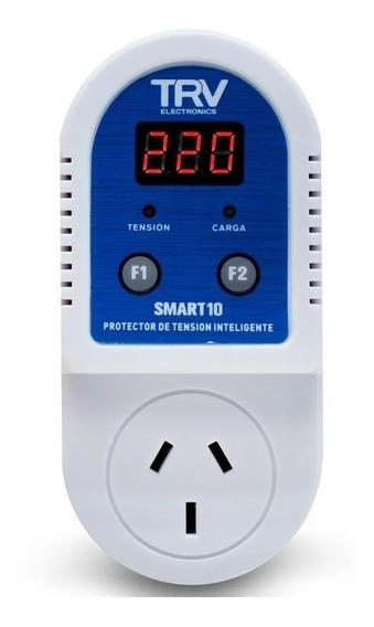Protector Tensión Trv Smart 10 Para Tv Led Display 10a