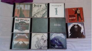 Nirvana/ Metallica/ Pearl Jam...