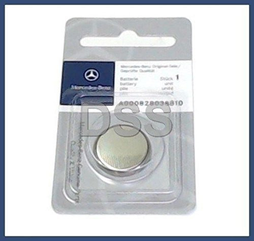 Imagen 1 de 1 de Autentica Bateria Remota Con Llave De Entrada Mercedes Benz