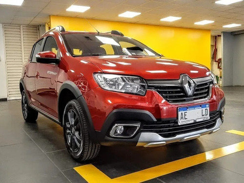 Renault Sandero Stepway 1.6 16v Intens 0km Adjudicado L
