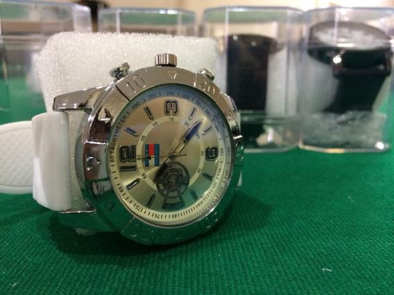 Relógio Masculino Pulseira Silicone Compre Já