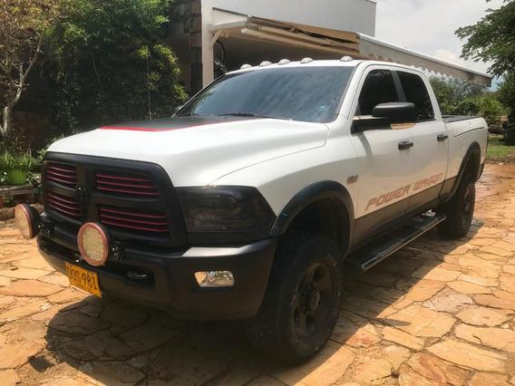 Ram 2500 Power Wagon 6.4 Litros Unica!!!!!!!!! En Garantia