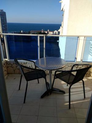 Apartamento En Cartagena Por Días Frente Al Mar 1-16c