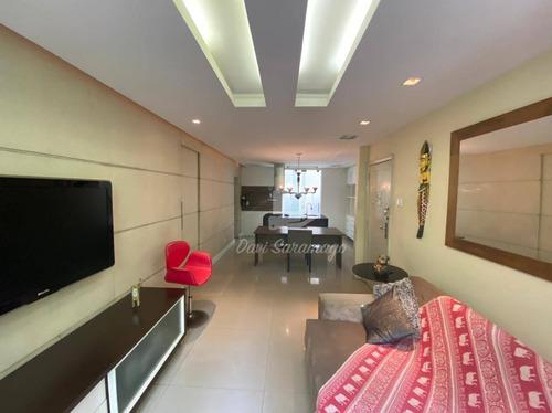 Apartamento Com 3 Dormitórios À Venda, 110 M² Por R$ 500.000,00 - Icaraí - Niterói/rj - Ap0505