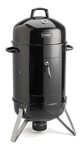 Imagen 1 de 6 de Cocinera Cos-118 Vertical 18  Fumador De Carbon