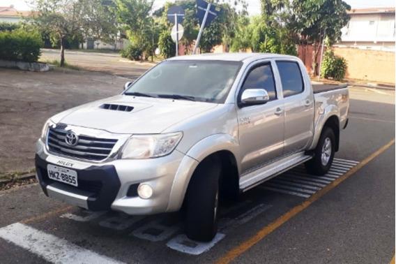 Toyota Hilux 3.0 Srv 4x4 16v Turbo Intercooler Diesel