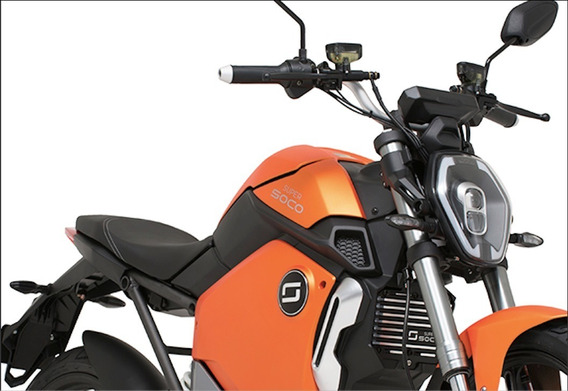 Super Soco Tsx - Moto 100% Elétrica