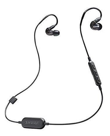 Imagen 1 de 6 de Auriculares Inalambricos Con Aislamiento De Sonido Shure Se