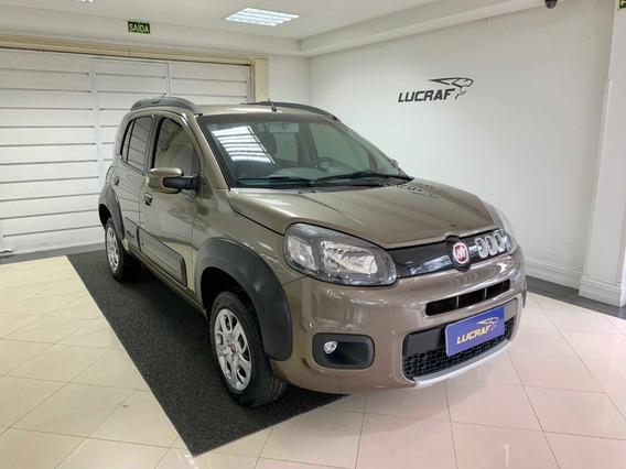 Fiat Uno Way 2015