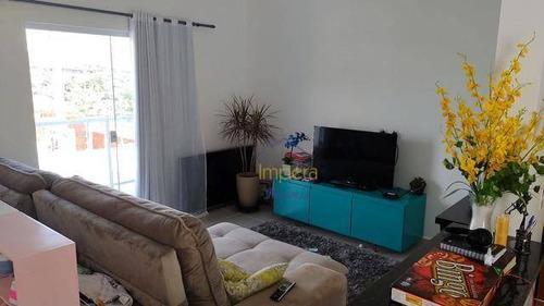 Sobrado Com 2 Dormitórios À Venda, 122 M² Por R$ 250.000,00 - Residencial Dunamis - São José Dos Campos/sp - So0151