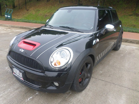 Mini Cooper 1.6 S Chili Aa Tela/piel Qc At