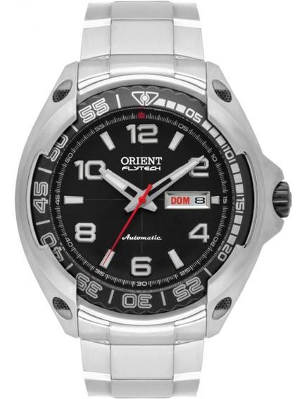 Relogio Orient Flytech Automático 469ti005 Titanium + Nfe