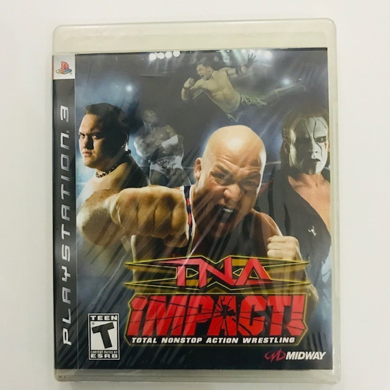 Jogo Tna Impact! Playstation 3 Ps3 Original Mídia Física