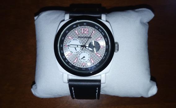 Relógio De Pulso Mondaine Branco 76180lpmgdw2