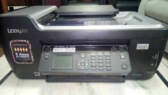Impressora Multifuncional Lexmark Prospect Se 209 Usada