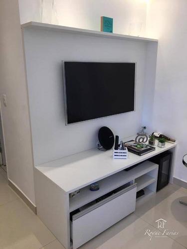 Apartamento Com 3 Dormitórios À Venda, 63 M² Por R$ 400.000,00 - Jaguaré - São Paulo/sp - Ap4848