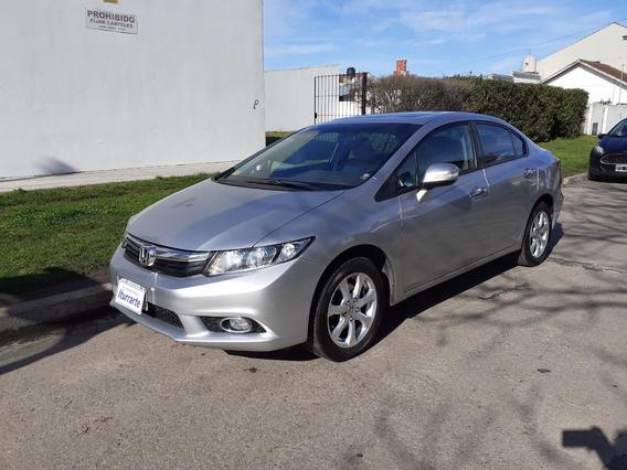 Honda Civic Exs 1.8n A/t 2014