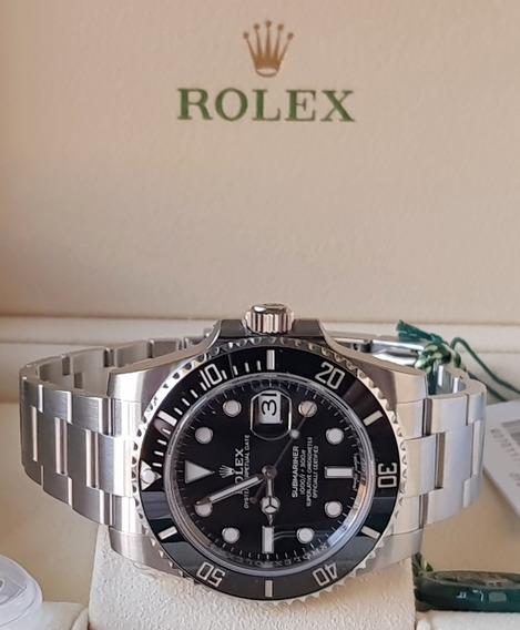 Rolex Submariner Date 116610ln Cerâmica 2020 Sem Uso