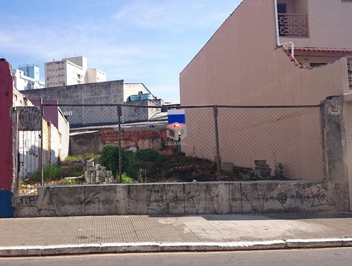 Imagem 1 de 2 de Terreno À Venda, Fundação - São Caetano Do Sul/sp - 38997