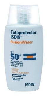 Isdin Fotoprotector Spf50+ Fusion Water Toque Seco X 50 Ml