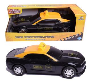 Taxi Auto Metropolitano A Friccion Toy New Cod 6601 Bigshop