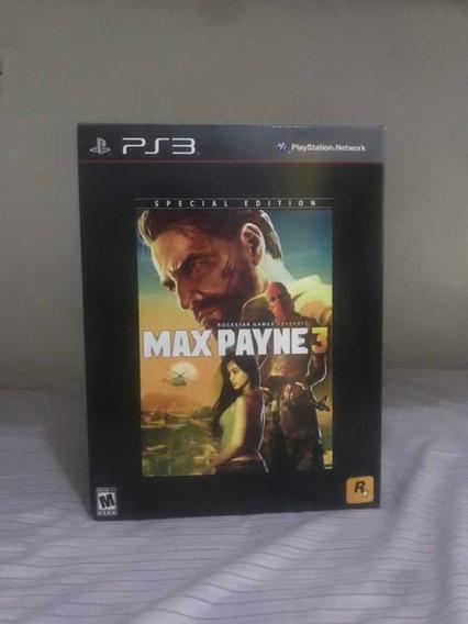Edição De Colecionador Max Payne