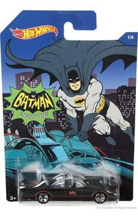 Hot Wheels Tv Series Batmobile 2016 - Batman 1966 C. Longa