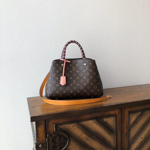 Cartera Importada Louis Vuitton Exclusiva- Oferta