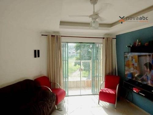 Imagem 1 de 18 de Sobrado Com 2 Dormitórios À Venda, 100 M² Por R$ 300.000,00 - Jardim Utinga - Santo André/sp - So0966