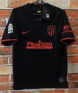 Camisa Atlético Madrid Away 2019/2020 Pronta Entrega