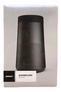 Bocina Bose Soundlink Revolve Bluetooth Black Sellada