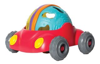 Juguete Didáctico Auto De Empuje Playgro Rattle And Roll