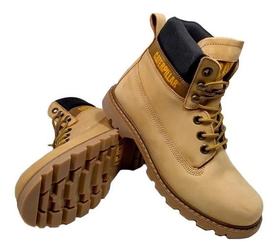 Zapatos Borcegos Caterpillar Hombre Mercury 135003 Eezap