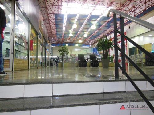 Loja Para Alugar, 26 M² Por R$ 5.014,00/mês - Centro - São Bernardo Do Campo/sp - Lo0017