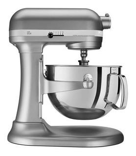 Batidora Kitchen Aid Professional 600 575w 6qt Acero Inox