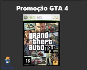 Gta Iv Xbox 360 (travado) Promoção