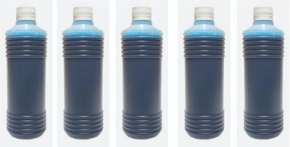5 X 500 Ml Desodorizante Banheiro Quimico Áqua Kem 500ml