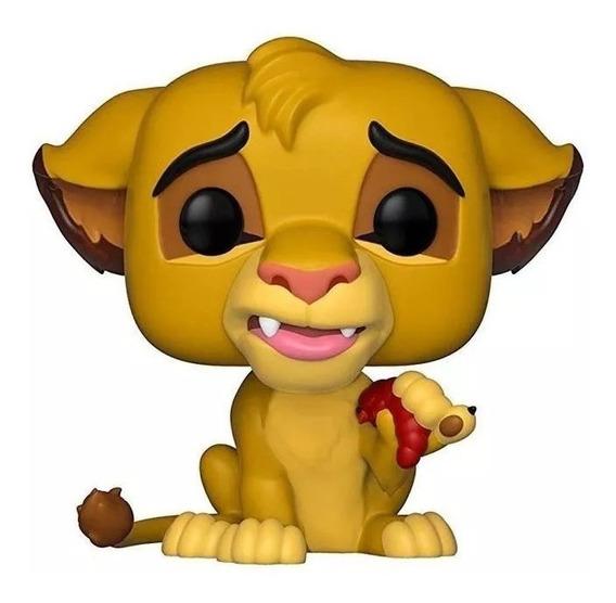 Funko Figura Pop! Disney Lion King Rey Leon Set